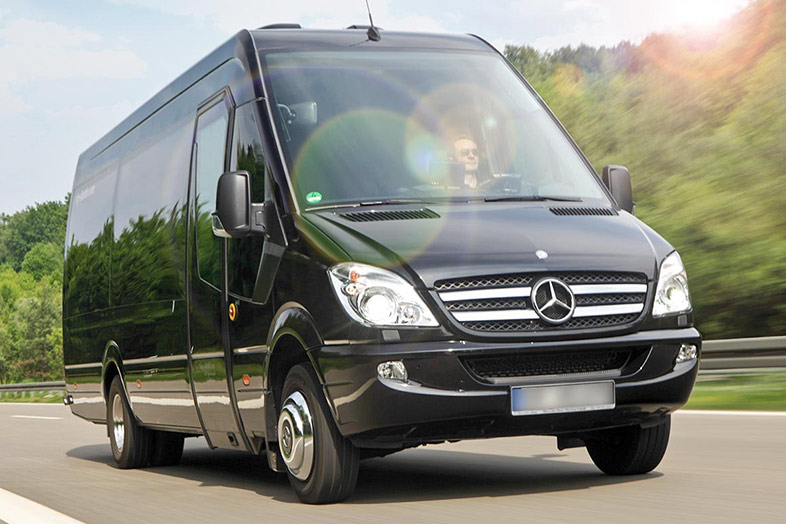 MINIBUS FROM 9 TO 16 SEATS