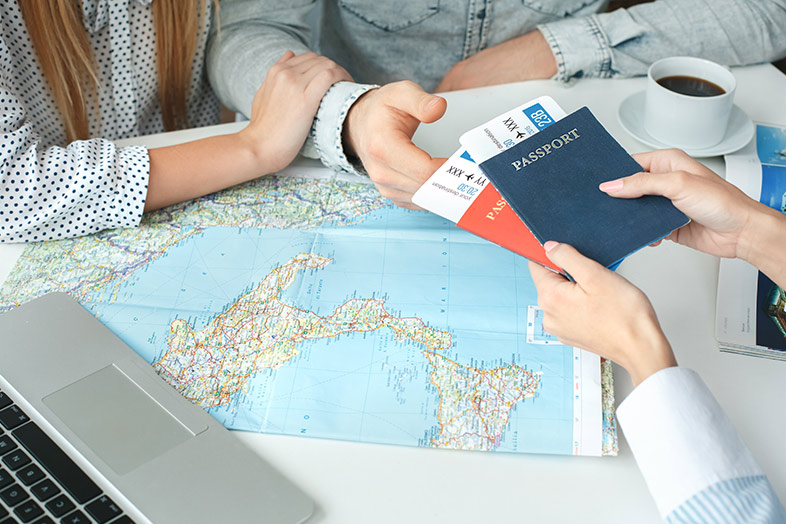 TRAVEL AGENCY AND TOUR OPERATORS
